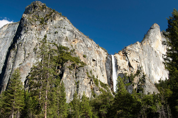Yosemite National Park, Bridal Veil Falls